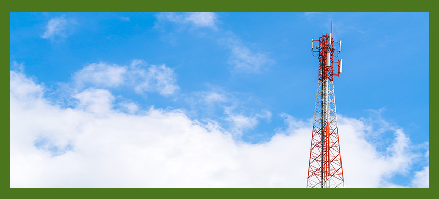 ecommunication-tower-with-beautiful-sky